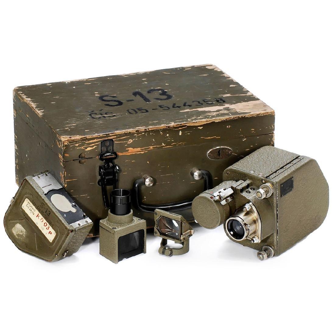 "Czechoslovakian ""S-13"" Aerial Camera, 1950/60s"