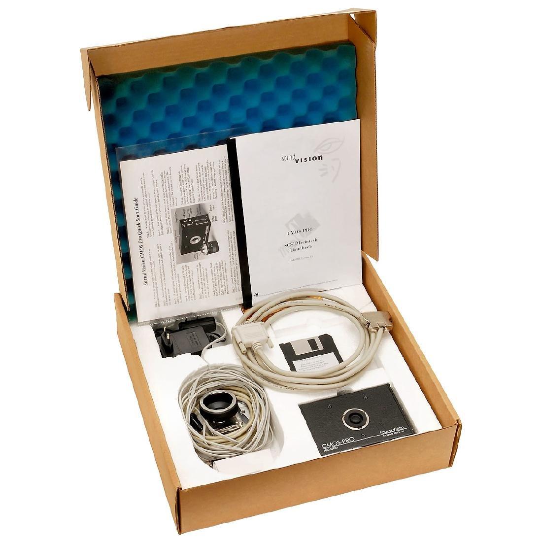 """Sound Vision CMOS-PRO"" Studio Digital Camera, 1998 - 3"