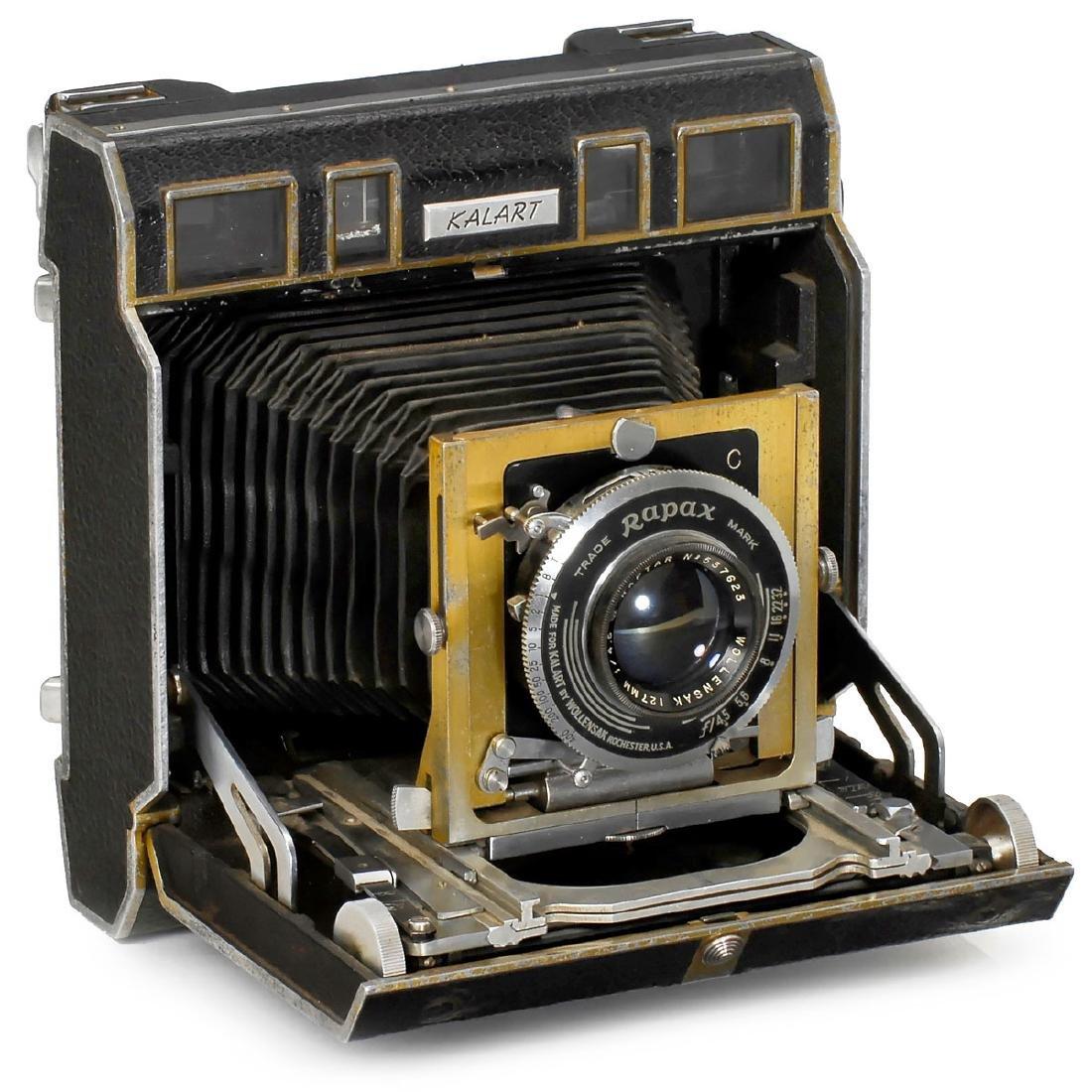 Kalart Press-Camera, 1948