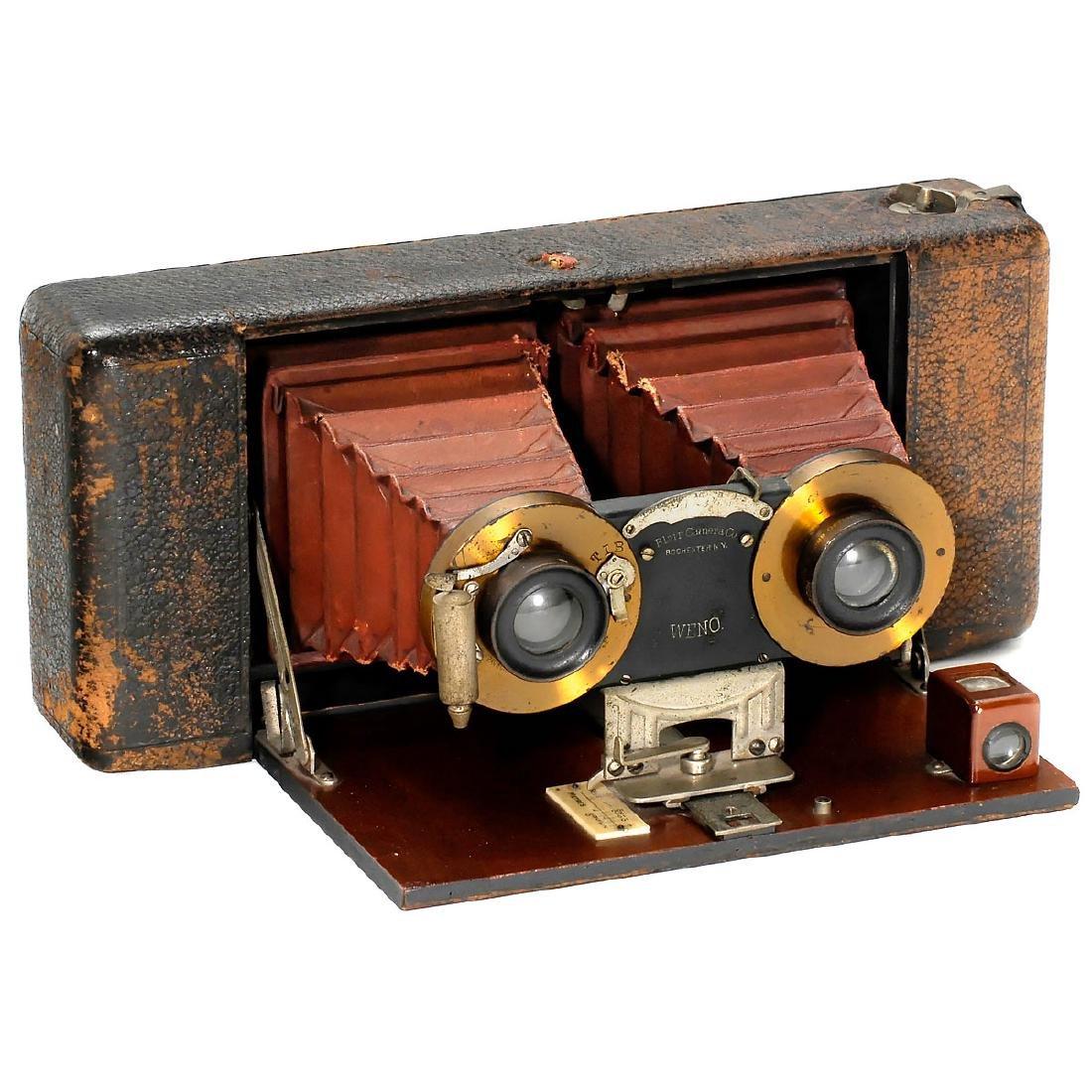 """""""Weno"""" Stereo Camera, 1902"""