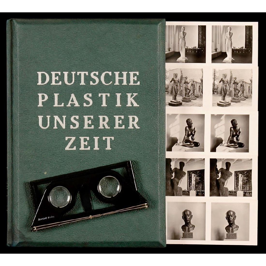 """Raumbild Album """"Deutsche Plastik unserer Zeit"""", 1942"""