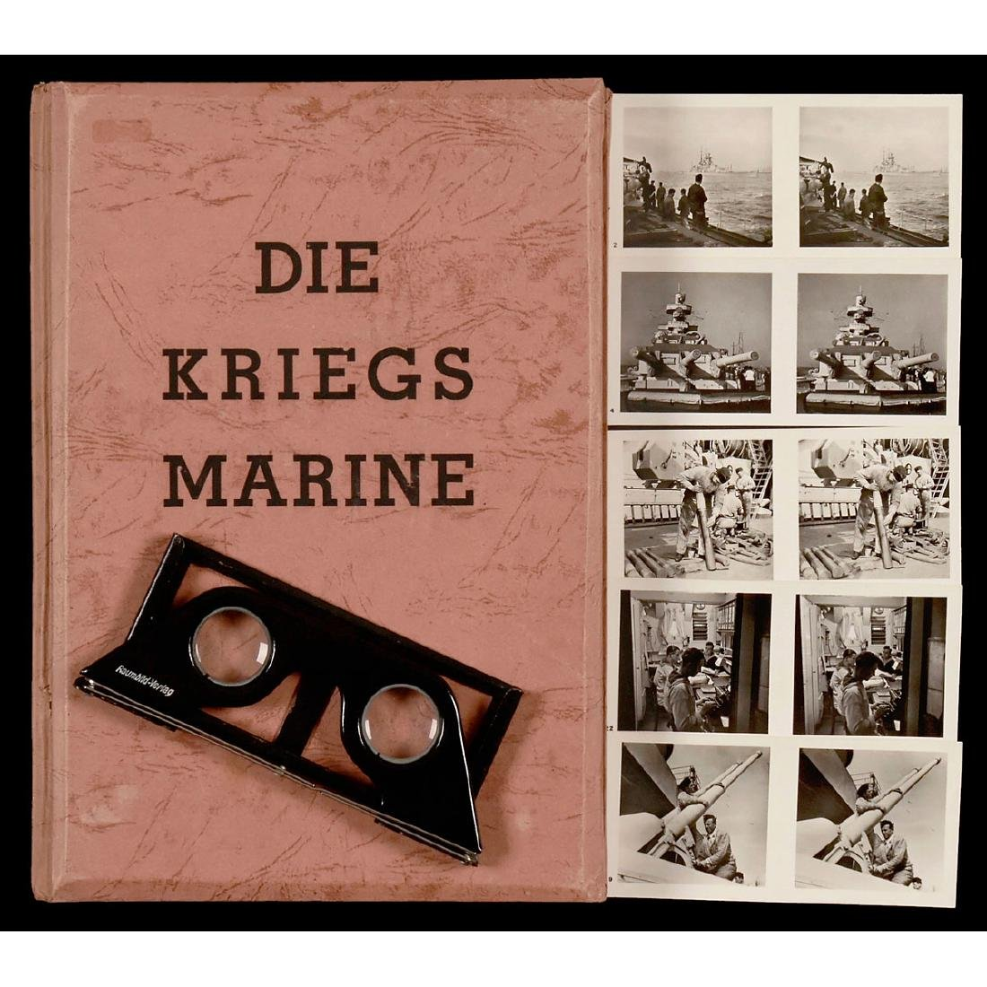 "Raumbild Album ""Die Kriegsmarine"", 1942"