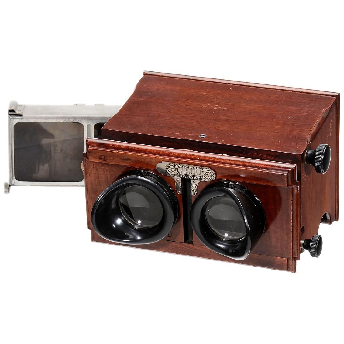 Planox Apescope 6 x 13, c. 1925