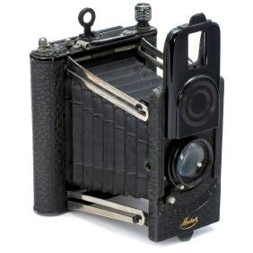 Murer Strut Plate Camera (Type DO-R), c. 1920