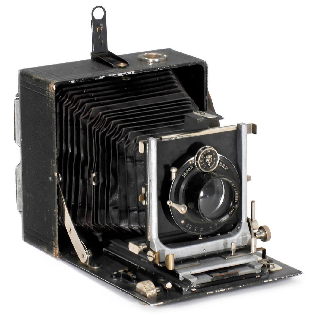 Linhof-Präzisions-Camera 9 x 12, c. 1915