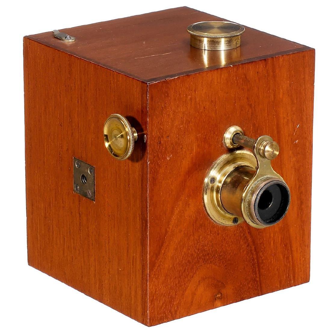 Dry-Plate Box Camera, c. 1880