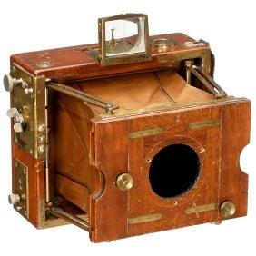 Ernemann Klapp-Camera Mod. I (Tropical Model), c. 1907