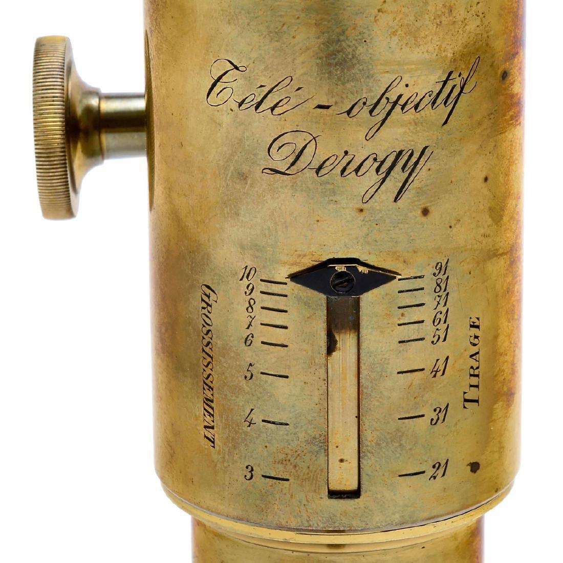 """""""Télé-objectif Derogy Apl. No. 3"""", c. 1897 - 2"""