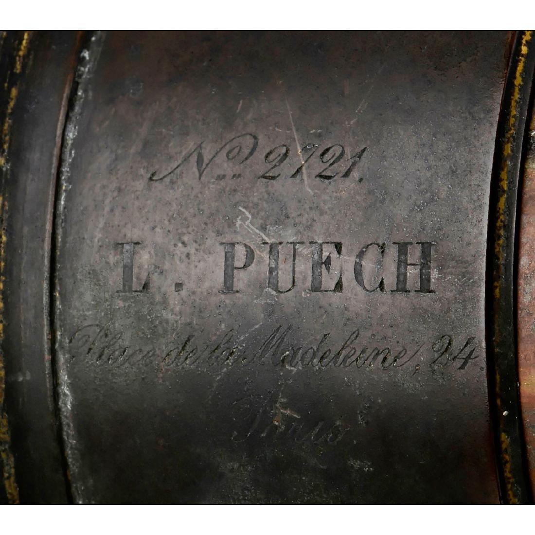 Portrait Lens by L. Puech, France, c. 1850–55 - 2
