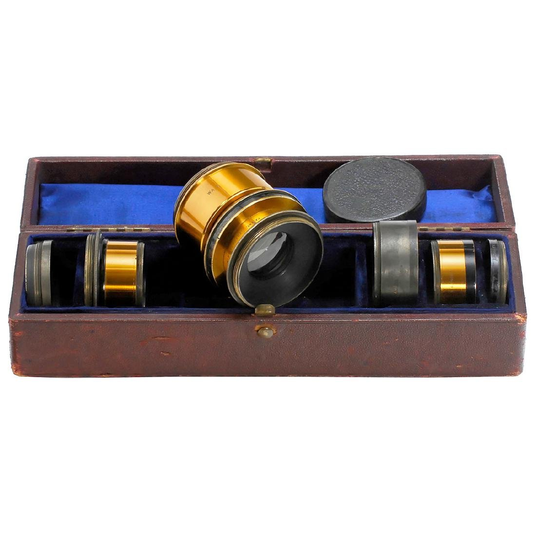 Lens Combination by Taylor Taylor & Hobson, c. 1900