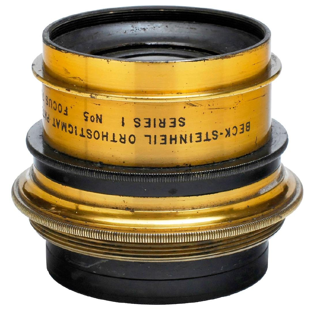 Beck Universal Telephoto Lens, c. 1898 - 2