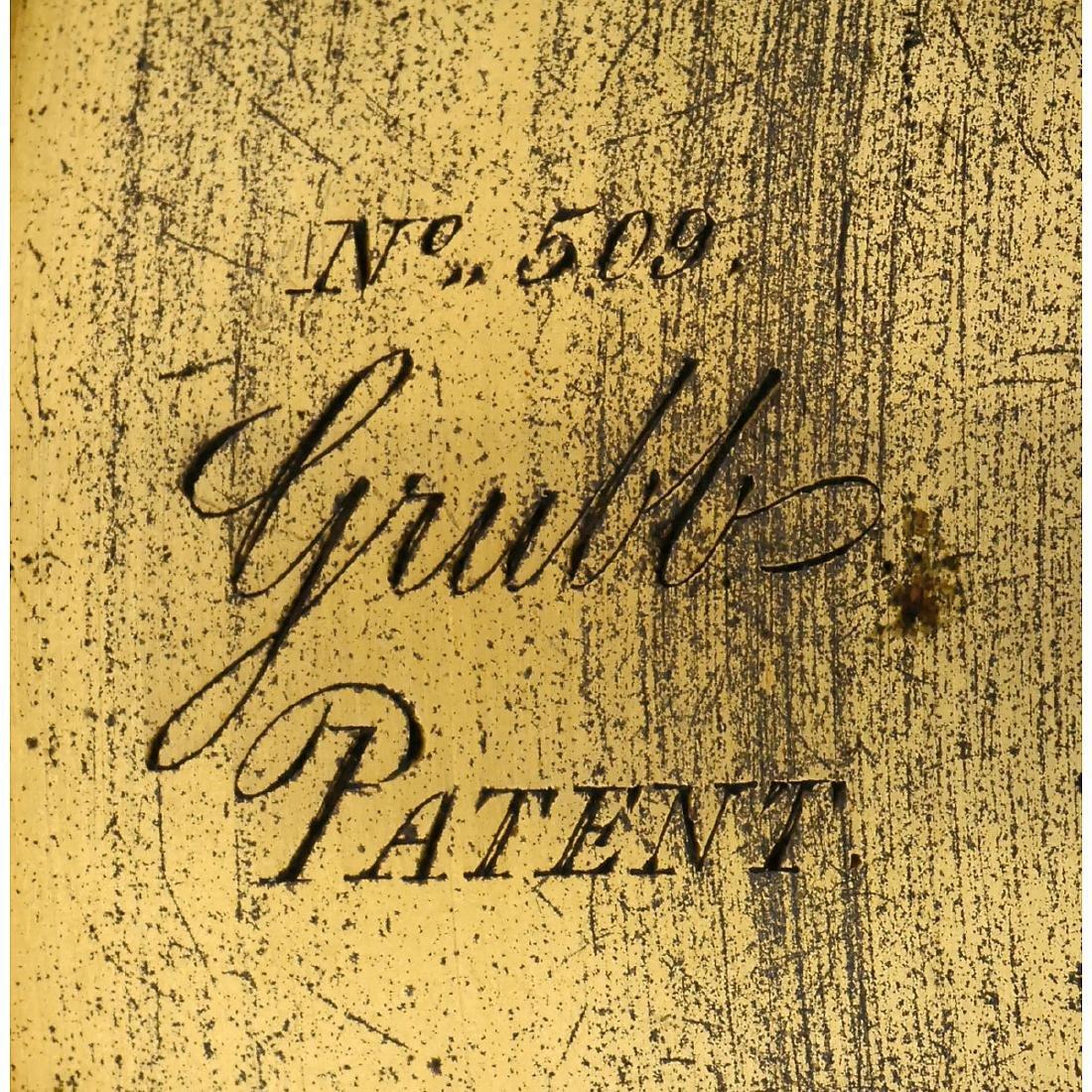 Patent Aplanatic Landscape Lens by A. Grubb, c. 1855 - 2