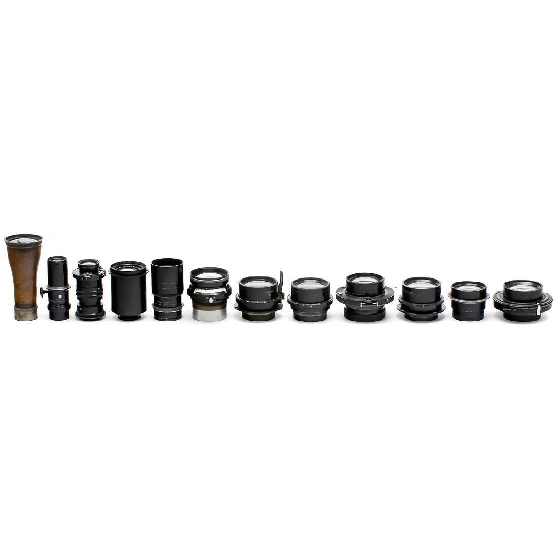 20 Lenses (Various Manufacturers) - 2