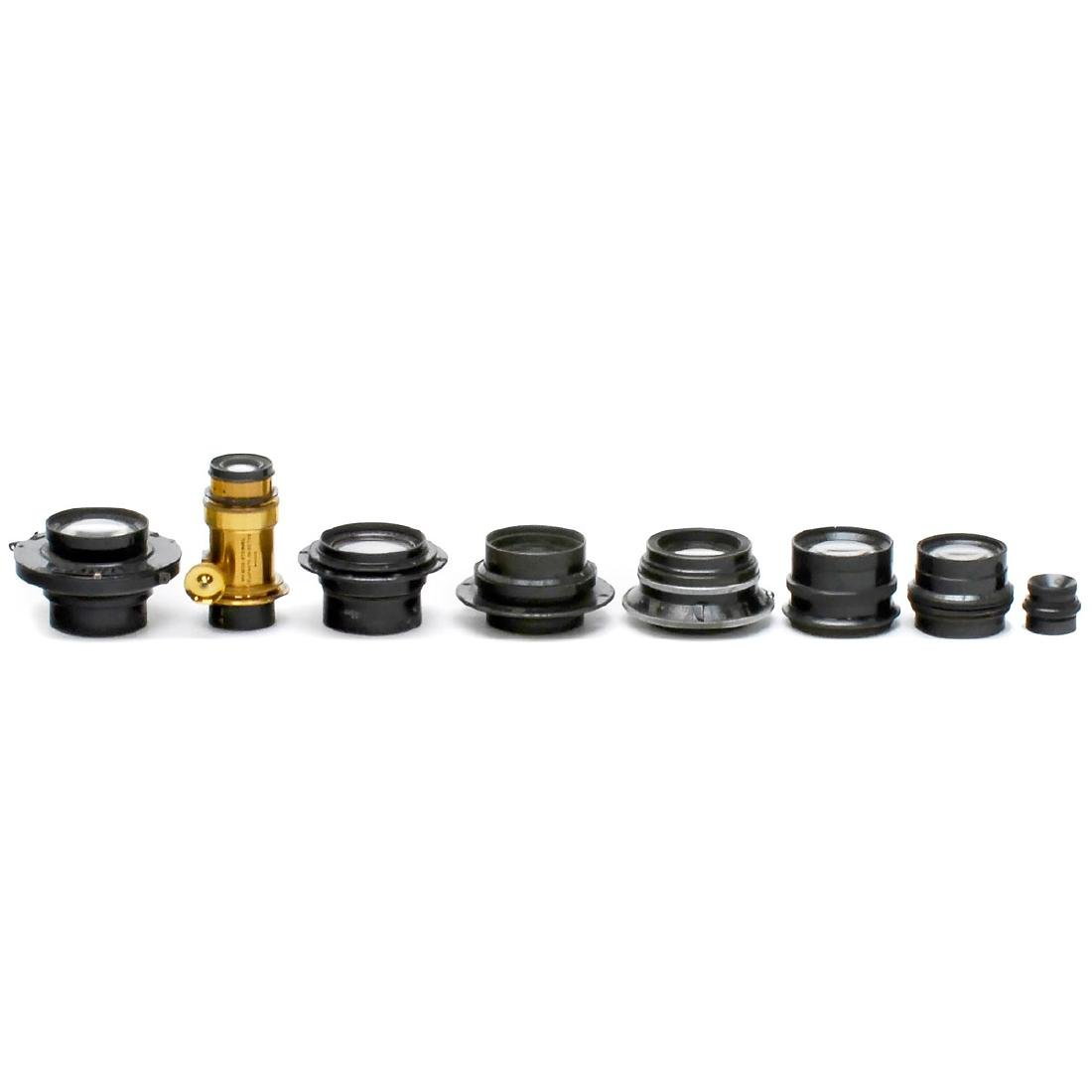 20 Lenses (Various Manufacturers) - 3