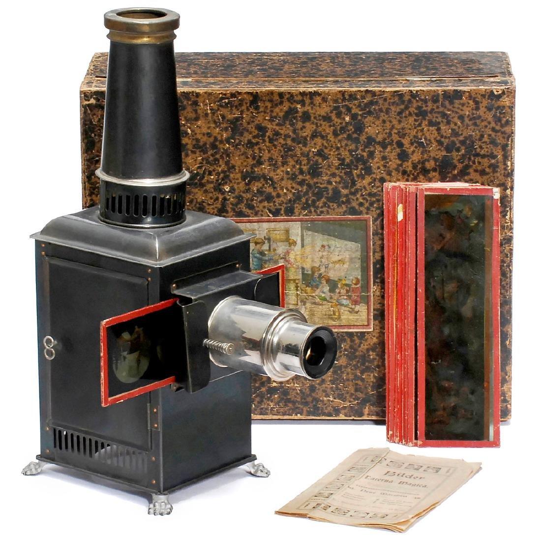 Magic Lantern by Gebr. Bing, c. 1900