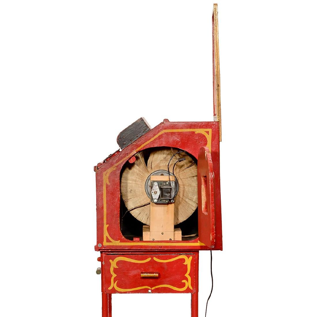 """Mutoscope with Mutoscope Roll """"Love in the Office"""", c. - 2"""