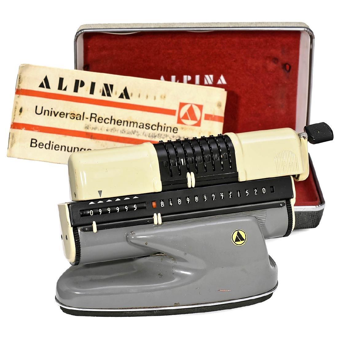 Alpina, 1961
