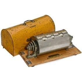 The Ideal Codigraph Cipher Machine, c. 1910