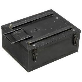 Metal Enigma Cypher Machine Case, c. 1942