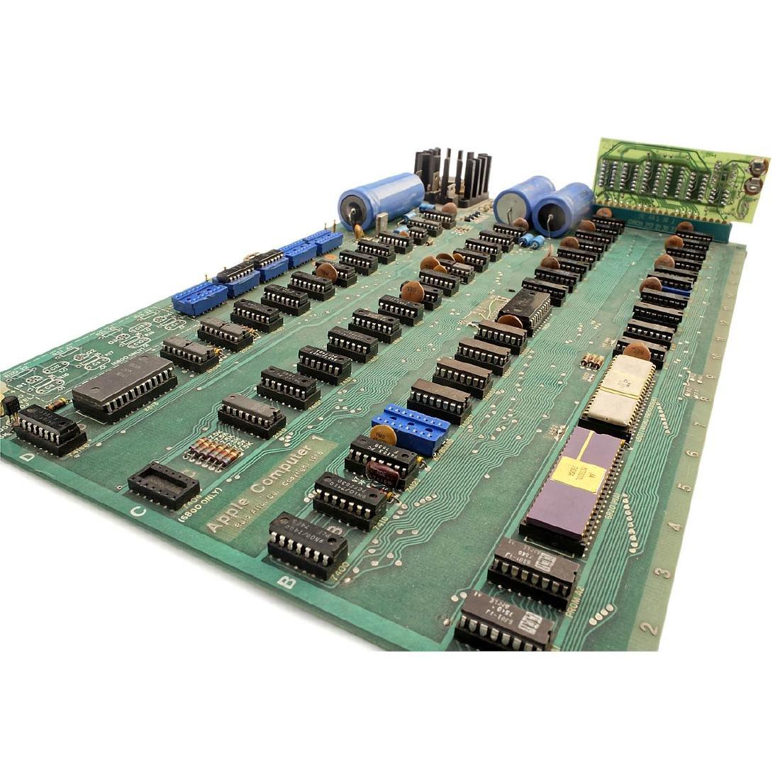Original Apple-1 Computer, 1976 - 2