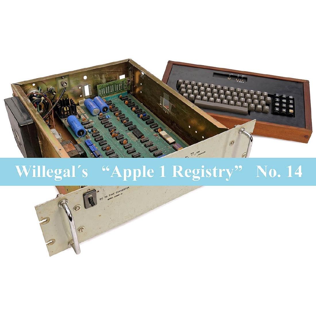 Original Apple-1 Computer, 1976 - 5