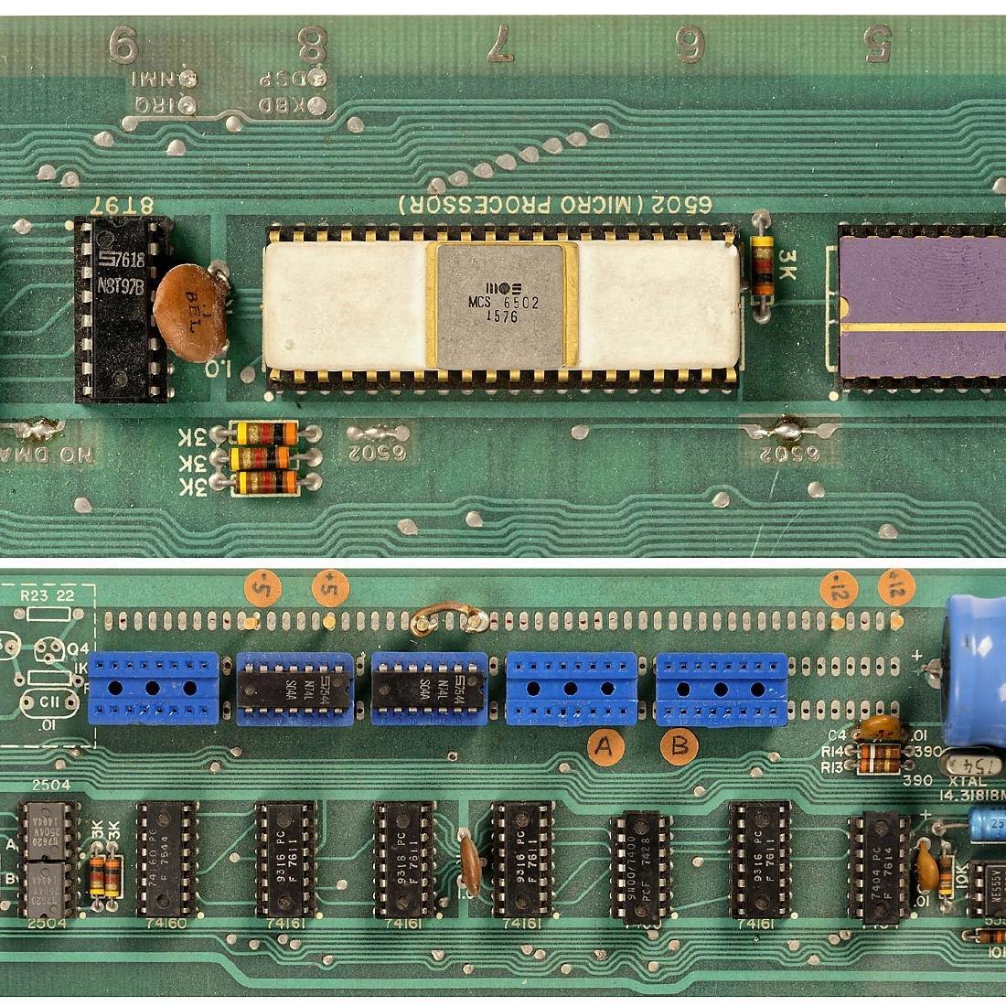 Original Apple-1 Computer, 1976 - 6
