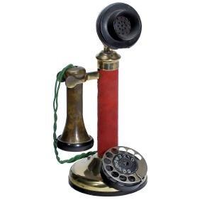 G.P.O. Candlestick Telephone No. 150, c. 1925