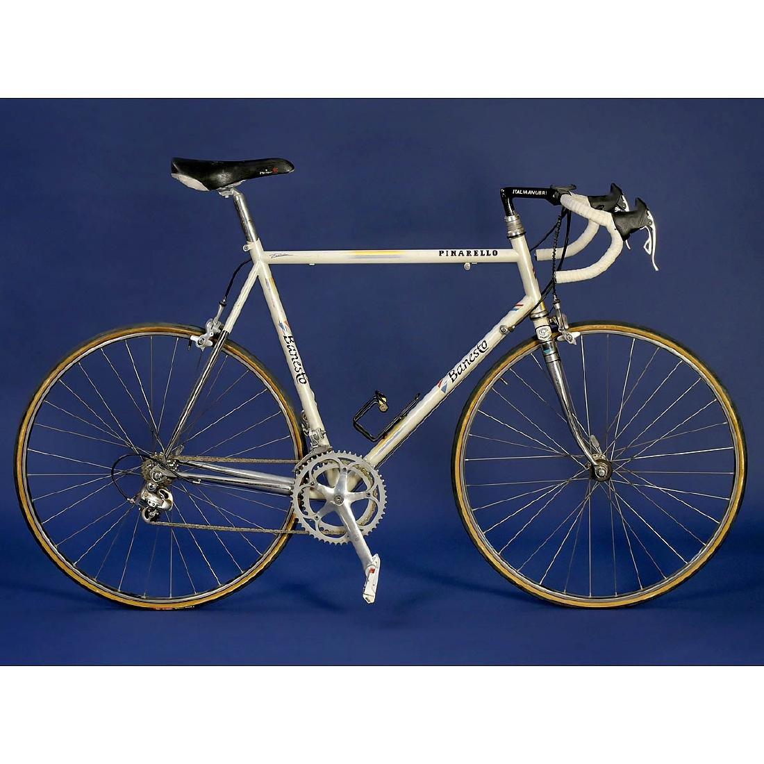 Miguel Indurain's Tour de France Bicycle, 1995