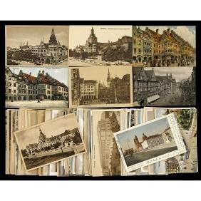 9x14cm Postcards of Munich (München)