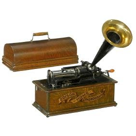 Edison Home Phonograph Model A, c. 1903