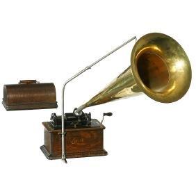 Edison Standard Phonograph Model B, c. 1907