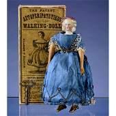 "Automaton ""Autoperipatetikos Walking Doll"" by Martin &"
