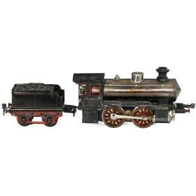 Märklin Live Steam Locomotive, Gauge I, c. 1920
