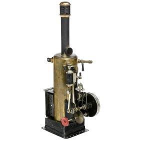 "Convertible Steam Engine ""Märklin (402)"", c. 1919"