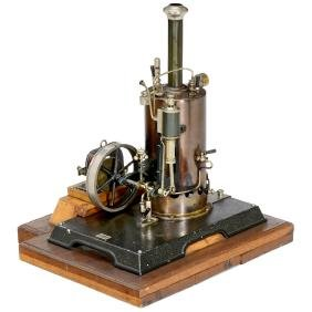Märklin 4112/11 Vertical Steam Engine, c. 1910