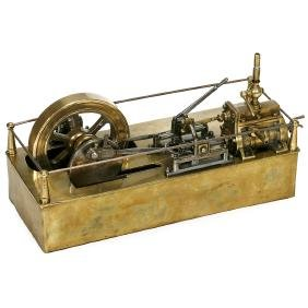Early Model Steam Engine, c. 1880