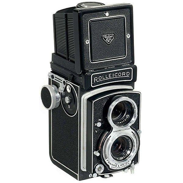 3: Rolleicord Vb, 1962