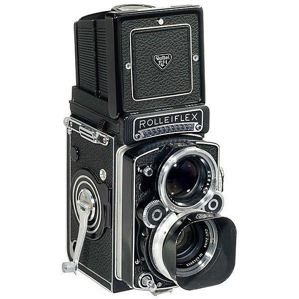 4: Rolleiflex 2,8F, 1967