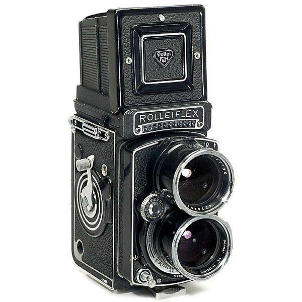 6: Tele Rolleiflex, 1966
