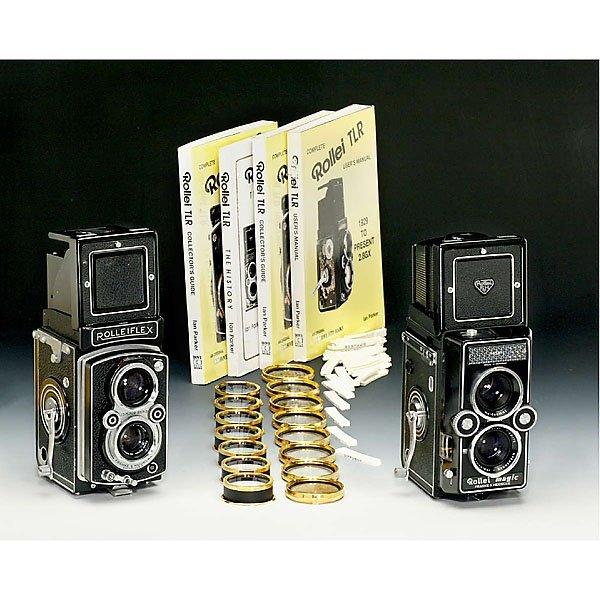 11: Lot: Rollei Cameras