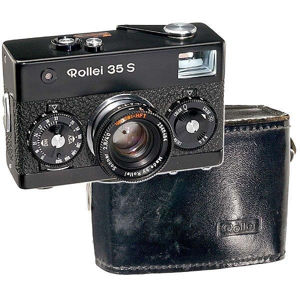 "22: ""Rollei 35 S"", 1974"