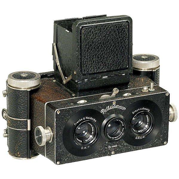 34: Rolleidoscop 3rd Model (PR 017), 1927