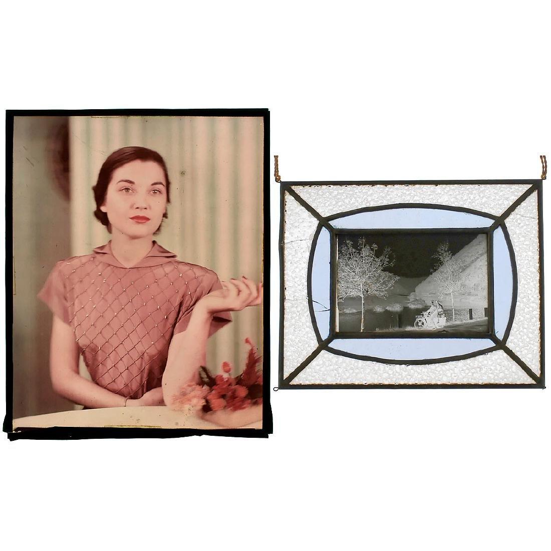 3D Lenticular Picture, 1930s