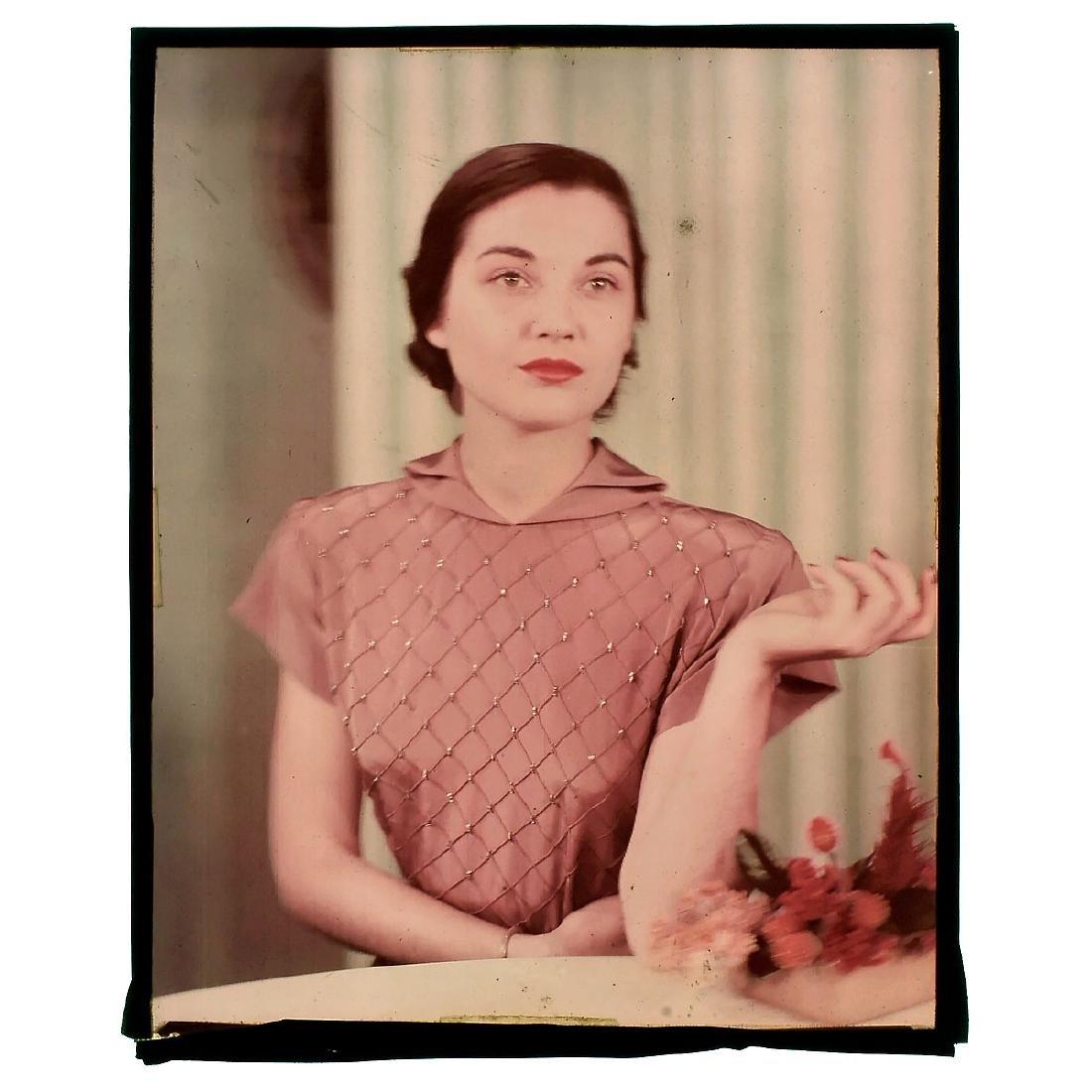3D Lenticular Picture, 1930s - 2
