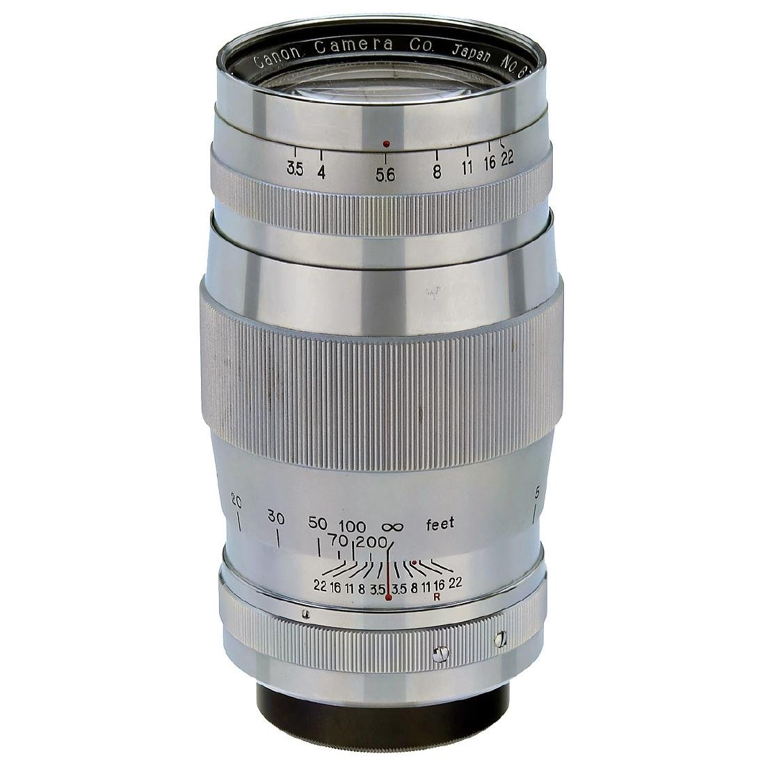 Canon Lens 3,5/135 mm with Leica Screw-Mount