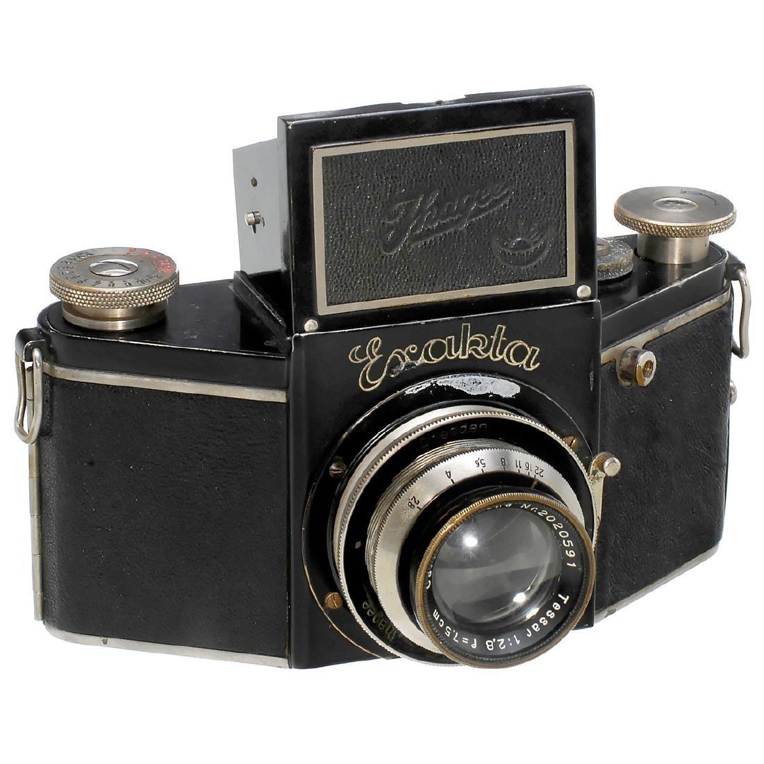 Exakta B, 1934