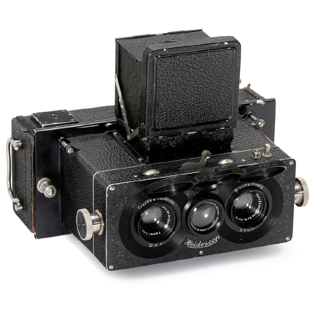 Heidoscop 6x13, Fourth Model, 1931