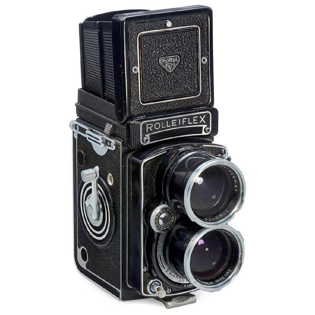 Tele-Rolleiflex, 1960