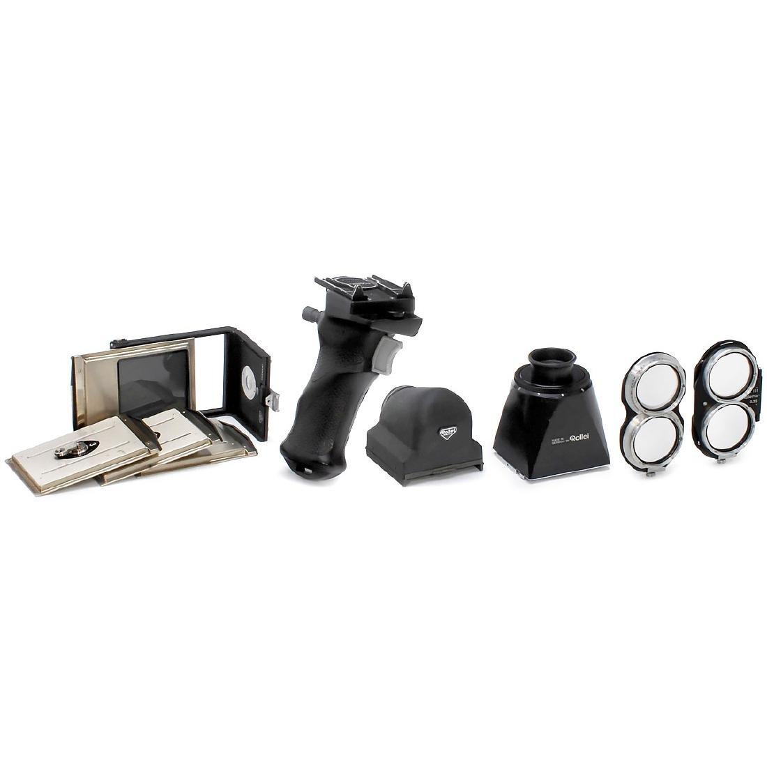 Rolleiflex TLR Accessories