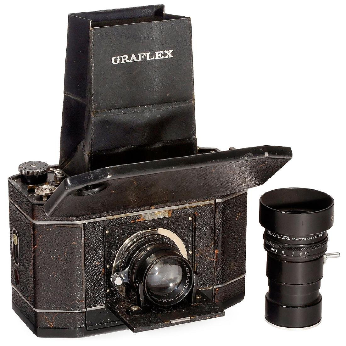 National Graflex Series II, 1934